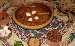 """هريسة الشعير (تيمغطال) """" أكلة أمازيغية """""""