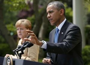 أوباما تمديد مهلة التوصل إلى اتفاق نووي مع ايران غير مفيد