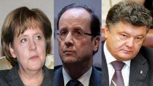 أولوند وميركل إلى كييف ثم موسكو لبحث أزمة أوكرانيا وكالة فساطو الاخبارية