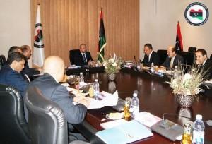 إجتماع الجمعية العمومية للشركة الليبية للبريد والاتصالات وتقنية المعلومات القابضة العادي لسنة 2015