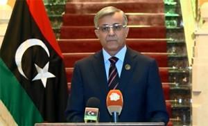 ابوسهمين يجدد تمسكه بثوابث ثورة 17 فبراير كأساس للحوار الوطني