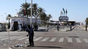استئناف الحركة بمعبر راس جدير الحدودي بين ليبيا وتونس