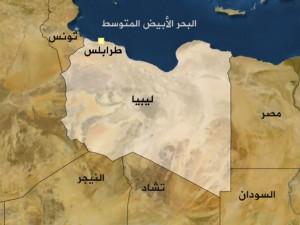 استهداف مقر الأمن المركزي في طرابلس من قبل مسلحون وكالة فساطو الاخبارية