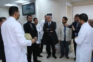 الاحتفال اليوم بافتتاح قسم الغسيل الكلوي الجديد بمستشفى بن سينا التعليمي بسرت