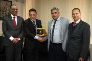 التوقيع على مذكرة تفاهم بين بلدية زليتن والجامعة الأردنية في عدد من المجالات