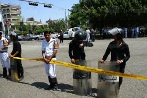 الداخلية المصرية مقتل شخص وإصابة ثلاثة في انفجار قنبلة بجنوب مصر