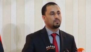 المؤتمر الوطني العام يصوت على رفض استقالة المخزوم من رئاسة وعضوية فريق الحوار