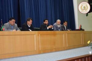 المجلس البلدي زليتن يجتمع مع أصحاب المخابز بالبلدية