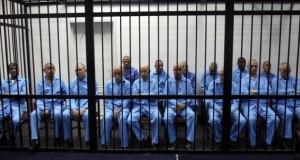 تأجيل جلسة محاكمة رموز النظام السابق إلى الـ22 من فبراير الجاري