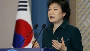 رئيسة كوريا الجنوبية تدعو الشطر الشمالي لبدء عمليات الإصلاح والحوار