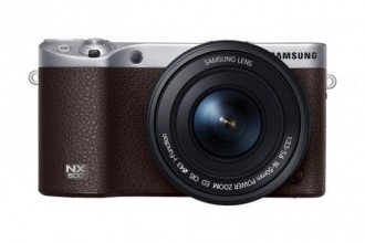 سامسونج تكشف عن الكاميرا الجديدة NX500