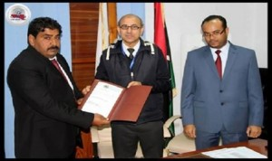 عبد الناصر أبو قريرة عميدًا لبلدية الزهراء