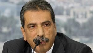 عضو اللجنة المركزية لحركة فتح اللواء توفيق الطيرواي
