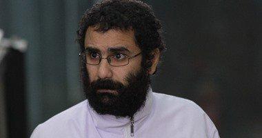 محكمة جنايات القاهرة تحكم بالسجن المشدد خمسة سنوات على الناشط المصري علاء عبد الفتاح