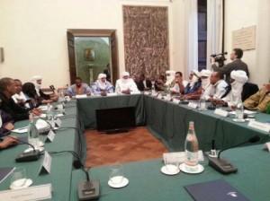 مفاوضات جديدة بين الحركات الأزوادية ومالي بالجزائر