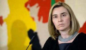 وزيرة خارجية الاتحاد الاوروبي تزور العراق الاثنين والثلاثاء