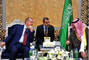 أردوغان في زيارة إلى السعودية وليبيا ضمن محادثاته مع العاهل السعودي