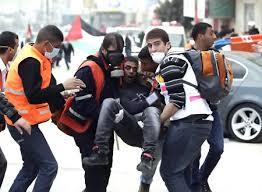 إصابة فلسطيني بجروح خطرة برصاص إسرائيلي في الضفة الغربية