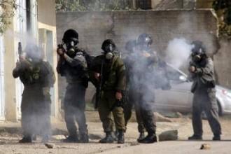 إصابة فلسطيني بطلق ناري في مواجهات مع قوات إسرائيلية في جنين بالضفة الغربية