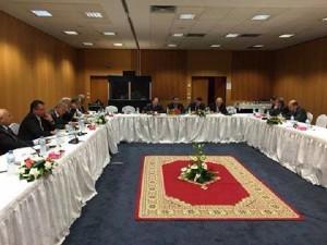 استئناف الحوار السياسي بين الأطراف الليبية بالمغرب اليوم