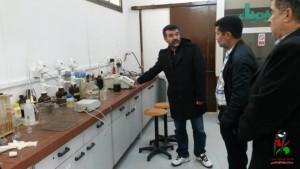 افتتاح المركز الدراسات البحوث البئية في زواره