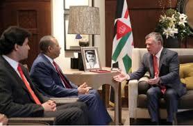 الثني يكشف عن اتفاق مع القوات المسلحة الأردنية على المشاركة في إعادة هيكلة قوات التابعة لحكومته