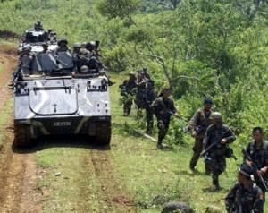 الجيش الفلبيني يعلن مصرع 25 شخصا خلال الاشتباكات في مقاطعة ماجوينداناو