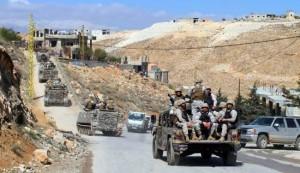 الجيش اللبناني يتصدى للمسلحين ويتعهد برد حاسم
