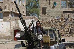 الحوثيون يسيطرون على مقر أمانة الحوار الوطني
