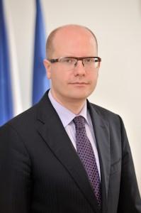 Úřad Vlády ČR - portréty premiér