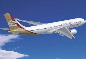 السعودية والسودان تسمح للطائرات الليبية بعبور أجوائهما نحو الاردن