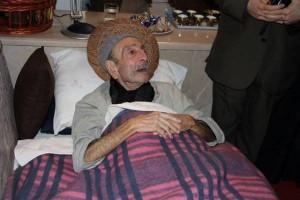 الفنان عمر حجو في مستشفى