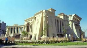 المحكمة الدستورية في مصر تقضي بعدم دستورية مادة في قانون الانتخابات البرلمانية
