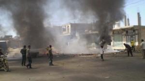 انفجار يهز مدينة إب وسط اليمن