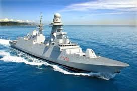 ايطاليا تجري مناورات بحرية قبالة سواحل ليبيا