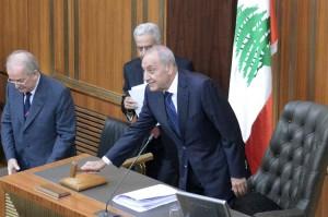 بري ارجاء جلسة انتخاب الرئيس البلاد إلى الثاني من ابريل القادم