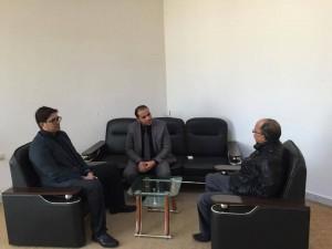 بلدي غريان يبحث مع هيئة الرقابة الإدارية الصعوبات التي تواجه عمل الهيئة بالقطاعات
