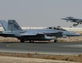 تحالف خليجي بقيادة السعودية يشن هجوما جويا على الحوثيين في اليمن
