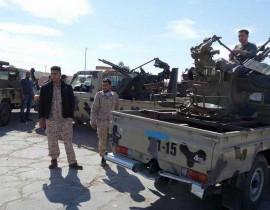 تحرير ثلاثة أجانب مختطفين من قبل عناصر تنسب نفسها لتنظيم داعش