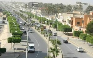 تسليم مشاريع صيانة عدد من المقار الحكومية بمدينة سرت