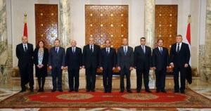 تعديل وزاري يشمل 8 حقائب وزارية بالحكومة المصرية