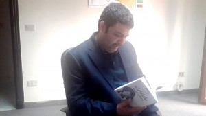 صدور كتاب ما وراء الحجاب للكاتب الصحفي فتحي بن عيسى8