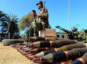 لجنة العقوبات الأممية الأسلحة التي طلبتها ليبيا قد لا تستخدم في الاتجاه الصحيح
