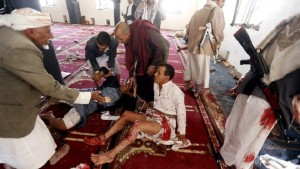 مئات القتلى والجرحى في تفجيرات بصنعاء