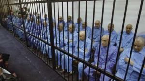 محكمة استئناف طرابلس تأجيل جلسة محاكمة رموز النظام السابق إلى الـ 22 من مارس الجاري