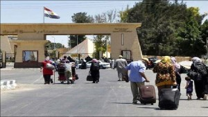 مصر تفتح معبر رفح مع غزة ليومين