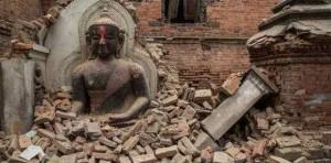 ارتفاع حصيلة ضحايا زلزال نيبال إلى 3218 قتيلا وأكثر من 6500 جريح3