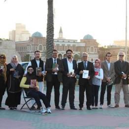 اطلاق حملة للتشجيع على القراءة بمدينة طرابلس