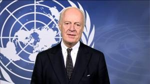 الأمم المتحدة تدعو أطرافا سورية لمحادثات سلام في جنيف في مايو