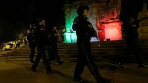 المكسيك  متظاهرون يقتحمون مقر برلمان محلي احتجاجا على مقتل 43 طالبا
